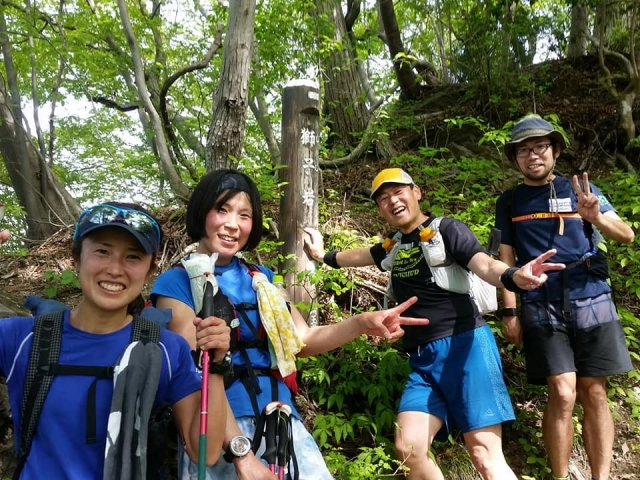 自分の足で関東の山168kmを3日以内に踏破するプライベートイベント「トランス関東」にチャレンジ