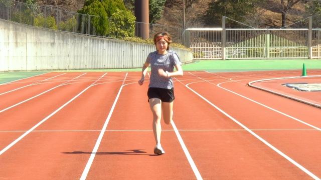 疲れを軽減するウィンドスプリント走法 走りながらクールダウンしよう