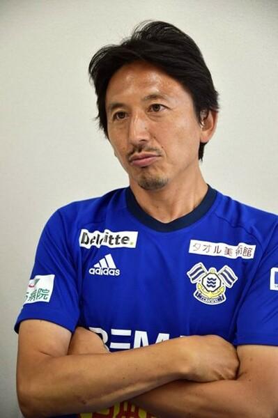 橋本は岡田会長から「ゲームコントロールができる選手がほしい」と声をかけられたことを明かす
