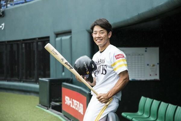 常勝軍団・福岡ソフトバンクホークスで将来を嘱望される2年目の増田珠はどんな少年時代を送ったのか