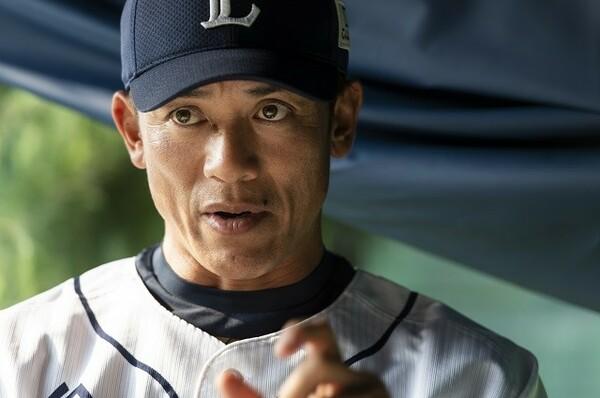 西武・松井稼頭央二軍監督に現役時代のこと、若手に期待することなど話を聞いた