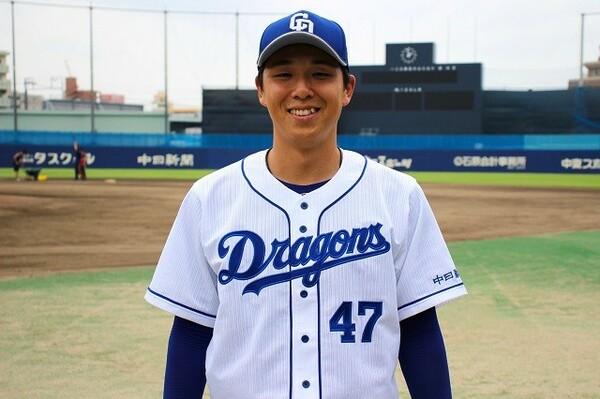 3年目の今季は開幕投手を務めた中日・笠原祥太郎だが、高校時代までは無名の存在だった
