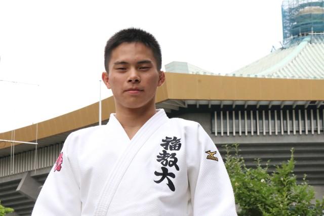 視覚障害者柔道66kg級で頭角を現す瀬戸勇次郎