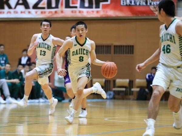 優勝候補大本命の福岡第一は、第3シードから優勝を目指す