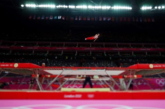 「移動点」の採用により、跳躍面の中央で跳ぶ技術の重要性が以前より増した