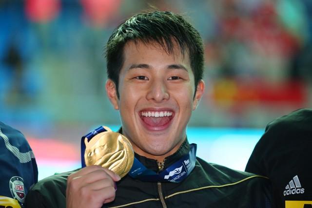 光州世界大会で金2、銀1のメダルを獲得した瀬戸大也