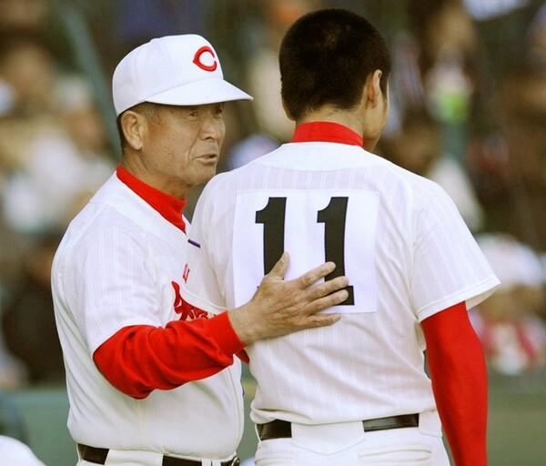 高校野球で数々の記録を打ち立ててきた高嶋氏。球児たちに愛情を持って接してきた名将は球数制限についてどんな考えを持っているのだろうか