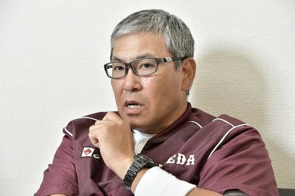 小宮山監督は野球教室で全国の少年たちと交流してきたこともあり、「子どもたちの体を守らなければ」という思いが強い