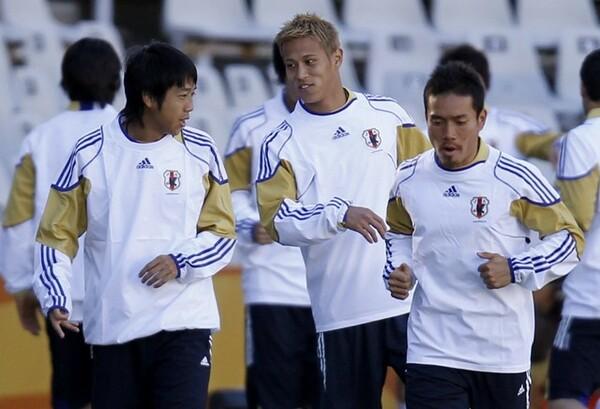 外国人選手や海外でプレーする日本人選手は匂いにこだわっている人が多いという