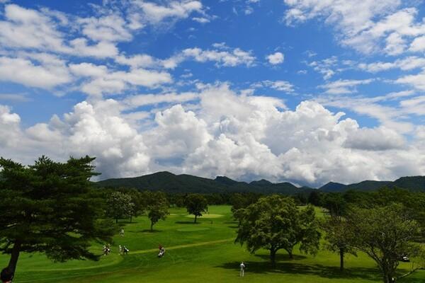 NEC軽井沢72ゴルフトーナメントが行われる「軽井沢72ゴルフ 北コース」は、誰でもラウンドができる