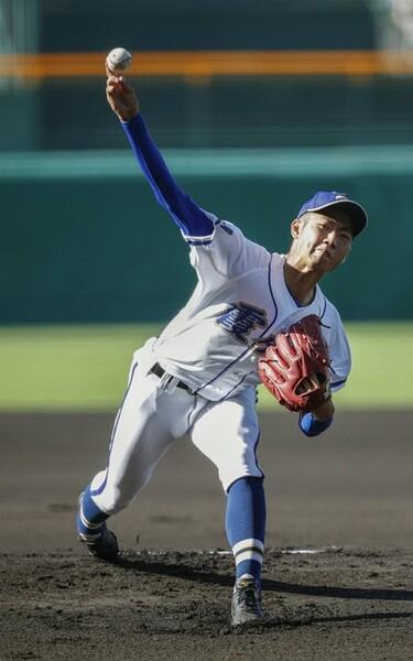 霞ヶ浦・鈴木はスケールの大きさに注目する球団が多い
