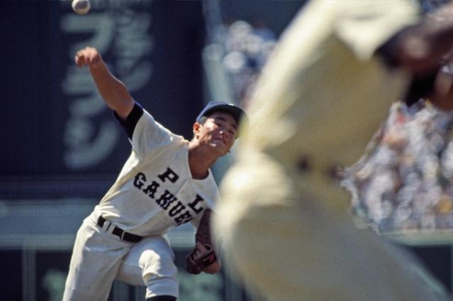 野村さんが「あの投げ方は自分には一生できないと思った」と振り返った、2学年上のスーパースター・桑田真澄さん
