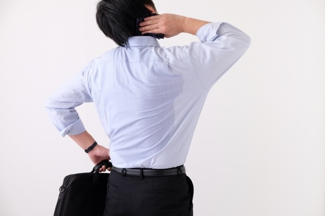 露出の多いい時期あなたの体臭は大丈夫?