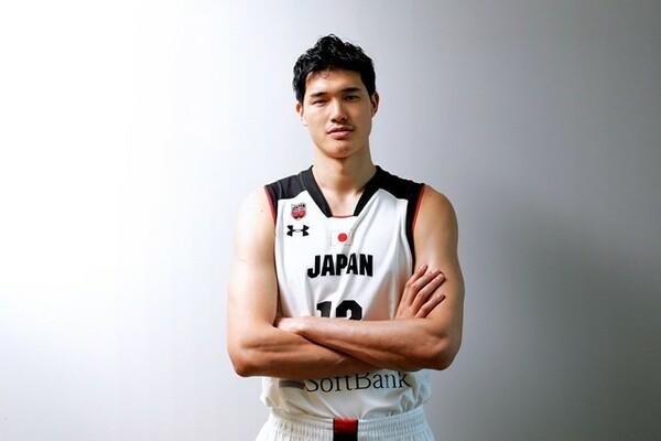 日本代表の原動力と言える渡邊雄太は、W杯を前に何を感じているのか