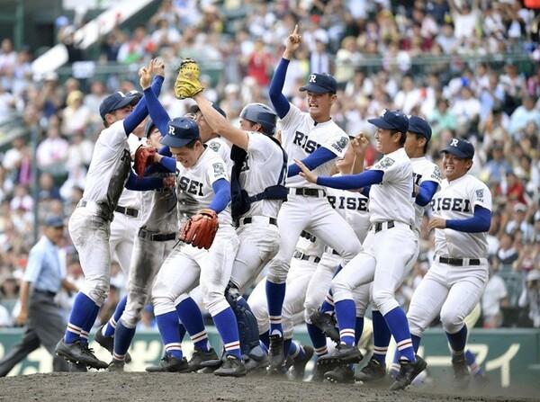 履正社の初優勝で幕を閉じた101回目の夏の高校野球。少しずつだが、変化を感じられる夏でもあった