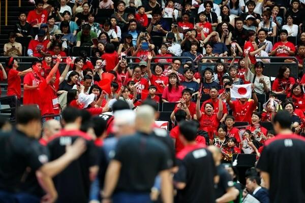 FIBAランク48位の日本にとってW杯の参加国は格上となるだけに、悔いのない戦いを見せてほしい