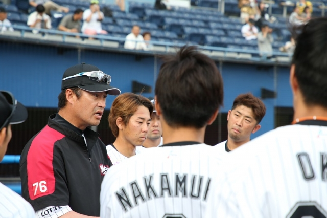 大村巌コーチが50歳になっても忘れない父の言葉とは?【千葉ロッテ選手が大切にDOする言葉】