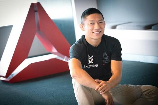 「仕事というか、自分の役目みたいな感じです」。衝撃のKO負けから1週間足らずという中、堀口はインタビューに快く答えた