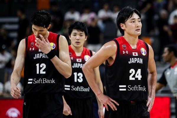 日本は3連敗で1次ラウンドを終え下位グループに回ったが、その後も立て直しを果たせなかった