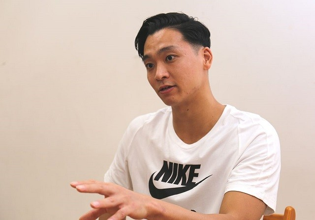 東京五輪から正式種目になった3人制バスケットボール「3x3」の魅力を語る、落合知也