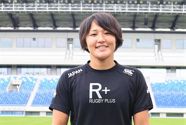 サクラセブンズことラグビー女子セブンズ日本代表主将の中村知春が、7人制ラグビーの競技の魅力を語る