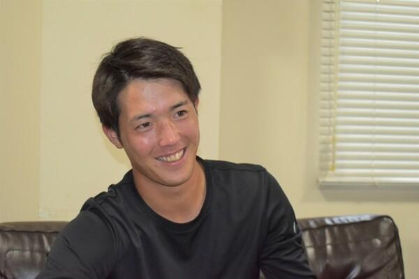 生まれも育ちも大分の森下。U-18日本代表では小笠原慎之介らとプレーした