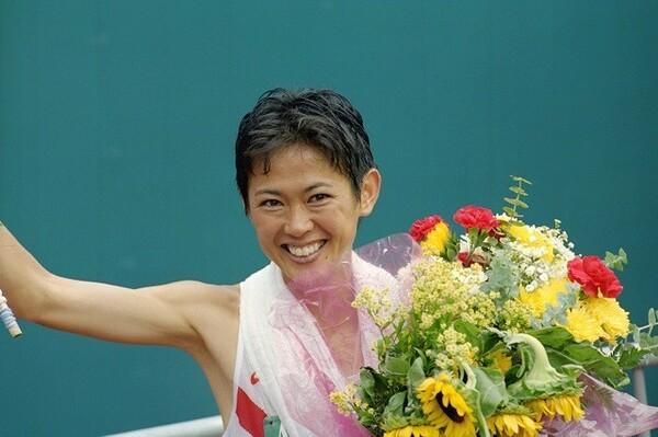 女子マラソン不振の要因を、バルセロナ五輪銀、アトランタ五輪銅の有森裕子氏に聞いた