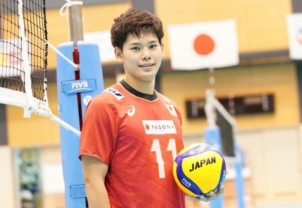 全日本最年少の19歳、西田有志に初めてのW杯について話を聞いた