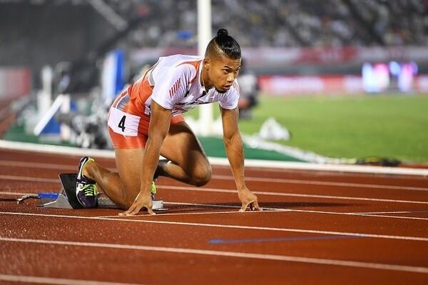 4×400メートルリレーではウォルシュ・ジュリアンに期待がかかる