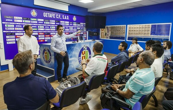 ヘタフェは経営事情を説明。話題が欧州スーパーリーグに及ぶと、本音も垣間見えた