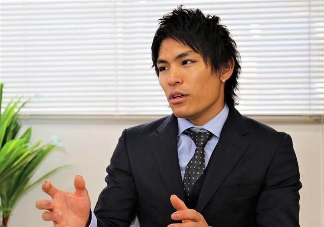 世界選手権2冠の絶対王者・楢󠄀崎智亜がスポーツクライミングの奥深さや楽しさを語る