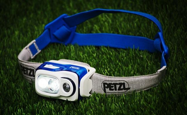 【ヘッドランプレビュー】超軽量で高出力! PETZL「SWIFT RL(スイフト RL)」徹底検証