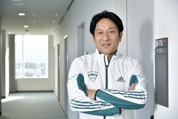 今年4月に青山学院大学地球社会共生学部の教授に就任した原晋監督。監督兼教授として、常勝集団の指揮をとる