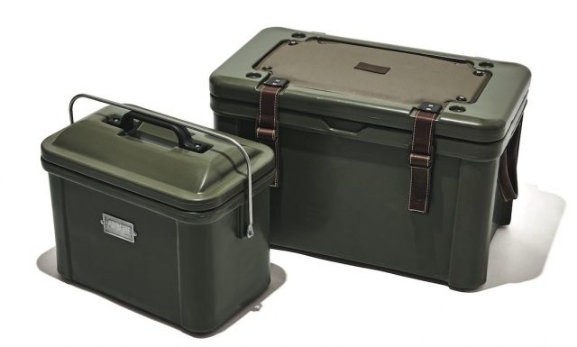 ROGUE ICE COOLERS  18L   ?27500 / Rogue Ice Cooler with canvas seat  45L   ?49500