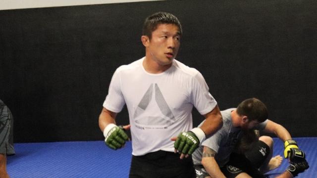 堀口恭司が語る減量、RIZIN試合前1週間で5kg減の秘策とは