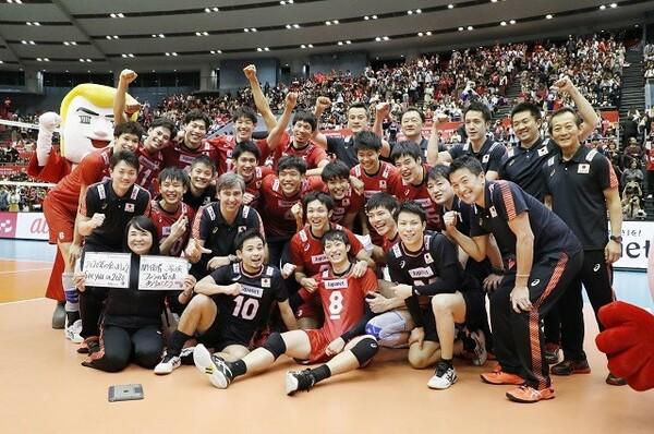W杯で初の8勝を挙げた日本。復活への手応えを感じさせた大会となった