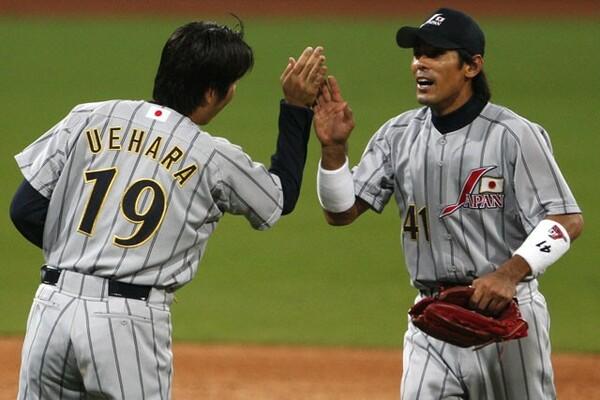 稲葉監督とは公式戦で数多く対決し、日本代表でもチームメートとして戦った上原さん