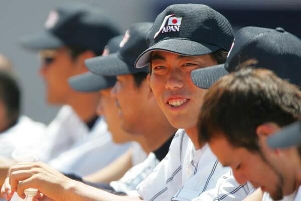 WBCで、五輪で、ワールドシリーズで、数々の大舞台で活躍してきた上原浩治氏の原点となる日本代表の軌跡を振り返った