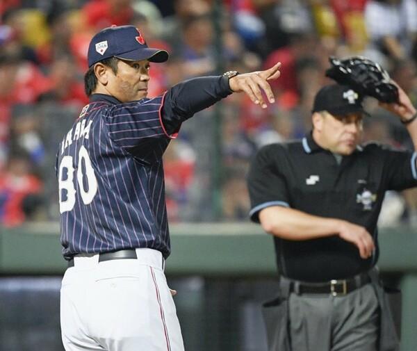 オープニングラウンドを3連勝で飾った侍ジャパン。稲葉監督も手応えを感じているようだ