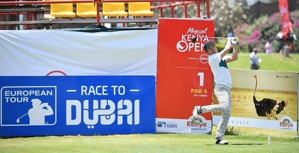 個性的なスイングが特徴のチェ・ホソンもJTカップに出場する