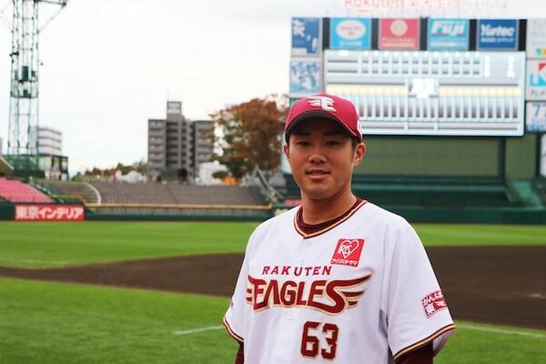 11年目の今シーズン、故郷・仙台に帰ってきた由規。新天地での1年を振り返った