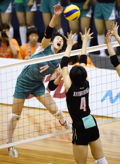 文京学院大女子高時代はエースとして活躍も、最終学年で二度の試練に見舞われる