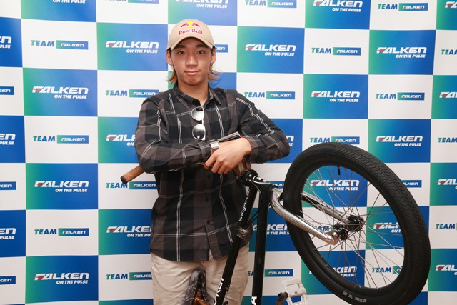 東京オリンピックでもメダルが期待される自転車BMXフリースタイル・パークの新星、中村輪夢にインタビュー