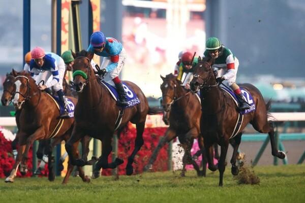 超豪華メンバーが顔を揃えた令和初の有馬記念、この秋絶好調の競馬予想AI『VUMA』の本命は?(写真は2018年有馬記念)