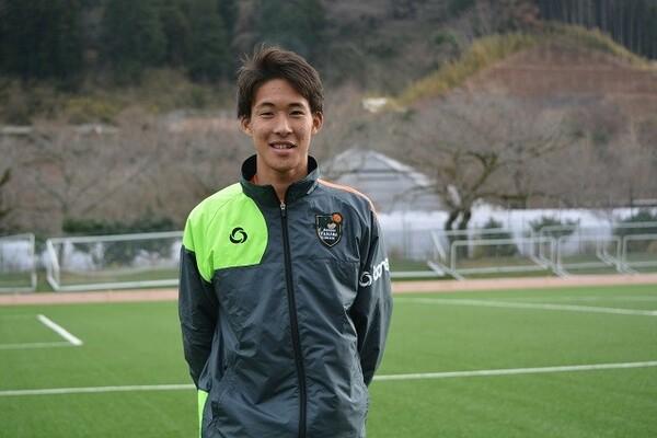 浦和レッズに内定している青森山田の武田英寿(写真)に選手権に向けた思いを語ってもらった