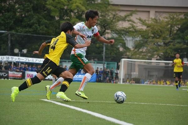 名前の由来は中田英寿さん。父の影響でサッカーを始め、ベガルタ仙台のスクールに通い始めたという