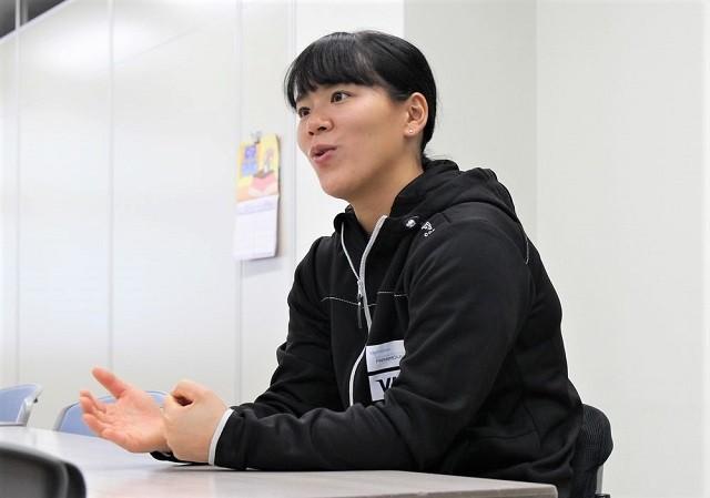 パラカヌー・女子カヤックで、2大会連続でのパラリンピック出場となる瀬立モニカが競技の魅力を語った