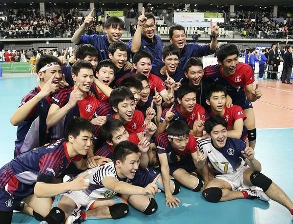 全試合をストレートで勝利し、文字通り最強のチームとなった東山