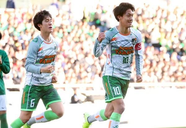 埼玉に住んでいる浦和サポーターが、浦和に加入する武田英寿が所属する青森山田の試合を全試合追えるようになった
