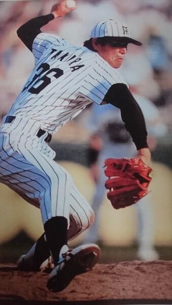 「暗黒期」の中にいた90年代の阪神タイガース。それでも田村勤は守護神として、毎日のようにマウンドへ上がり続けた